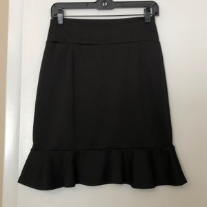 Agnes and Dora Flounce Skirt Medium